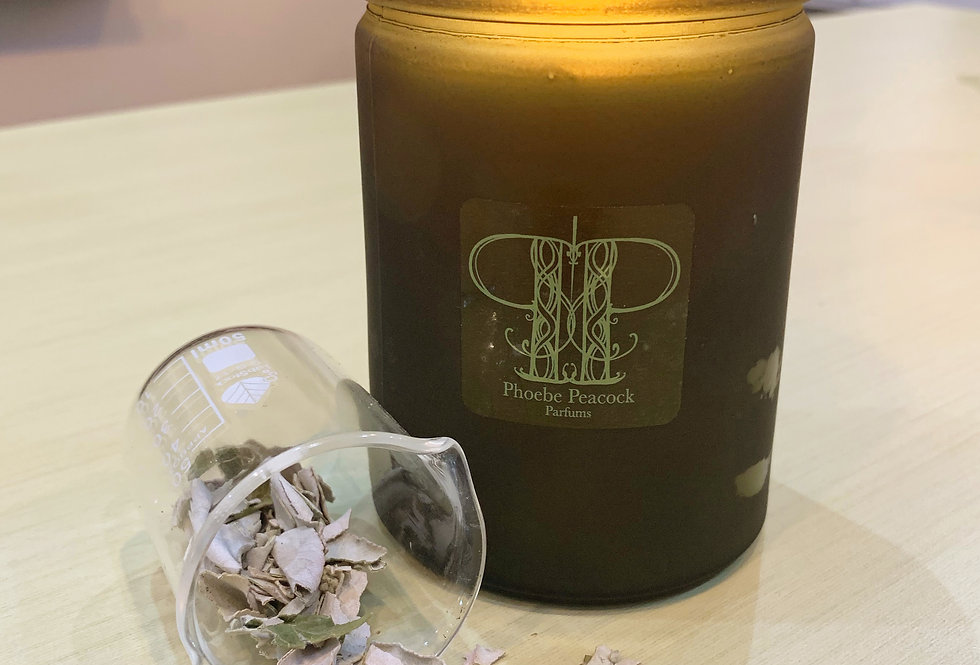 To Sur with Love Soy Candle