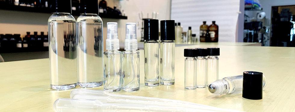Extra Bottles for DIY Kit