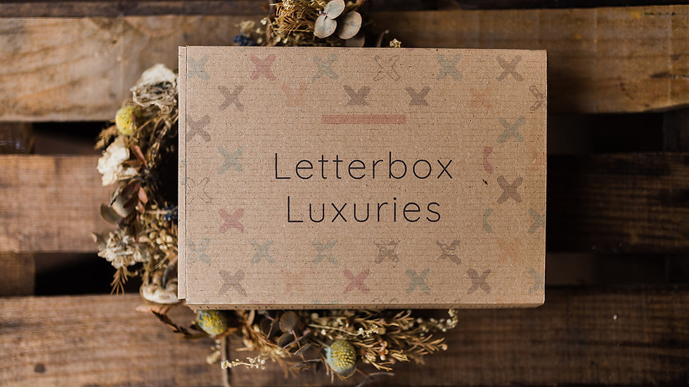 The Stationery Addict Letterbox Gift Set