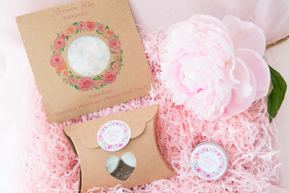 The Thinking of you letterbox gift set