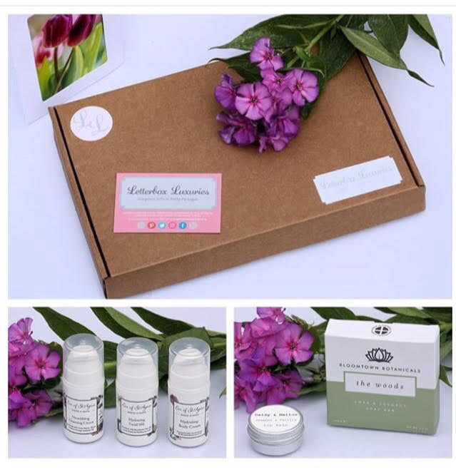 Letterbox Gifts - The Essentials. Letterbox Luxuries