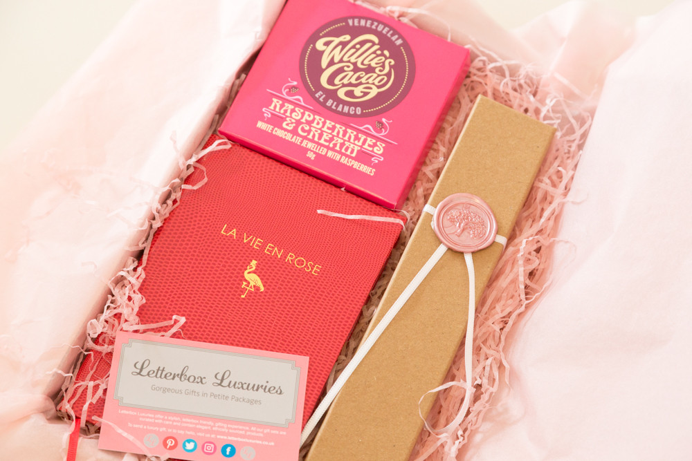 The Stationery Addict letterbox Gifts
