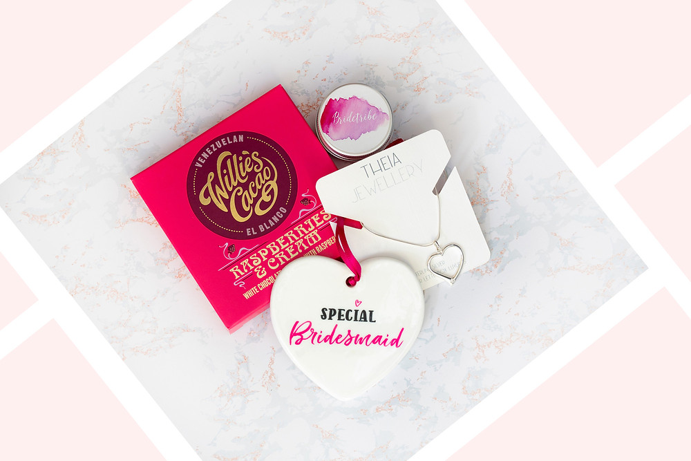 The Bridesmaid Letterbox Gift Set