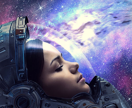 Denas Weltraumfrau