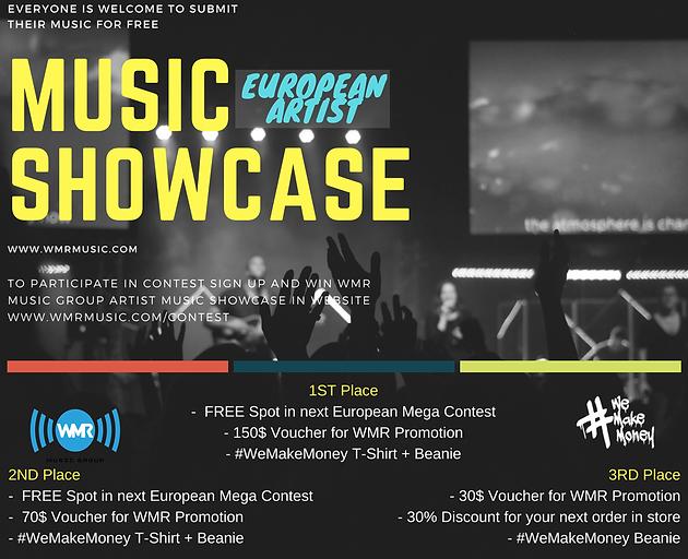 WMR Music Group's Artist Showcase 2018 | WMRMusic Group | News
