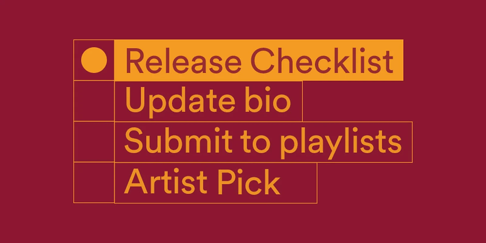 Our tools are here to help you attract the biggest possible audience for your new music.