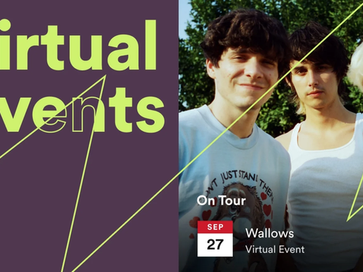 You Can Now List Virtual Events on Spotify