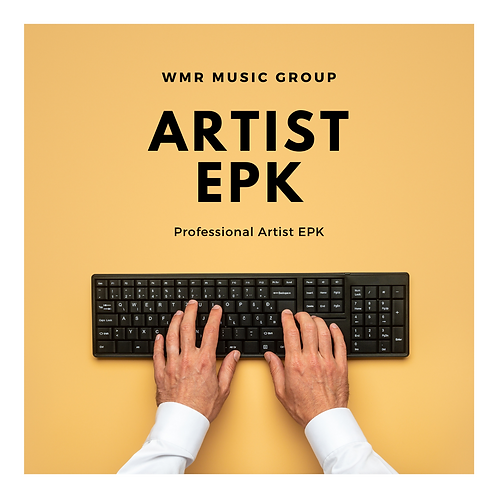 Artist EPK Creation