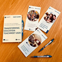 Transforming Education Teachmeet 2020