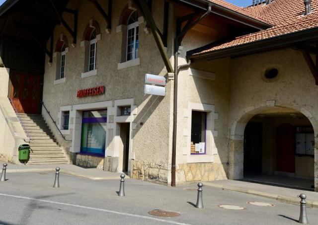 Raiffeisen Mont-Tendre