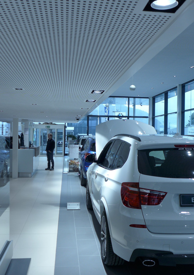 ACW Auto-Center Visp AG in Eyholz