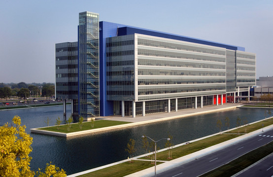 General Motors R&D Center, Warren USA