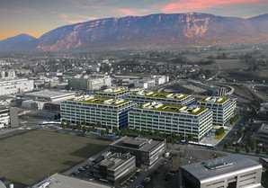 KIGO : ESPACE TOURBILLON in Plan-les-Ouates (GE)
