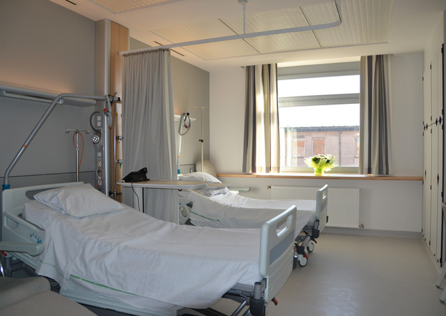 Hospital of Wallonie Picarde in Belgium