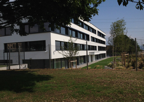 Merck Serono Business Center, Aubonne
