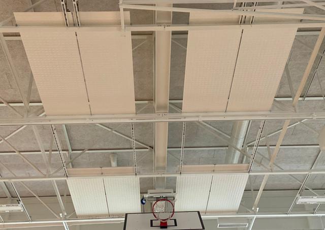 Salle de Gym de la Planchette à Aigle