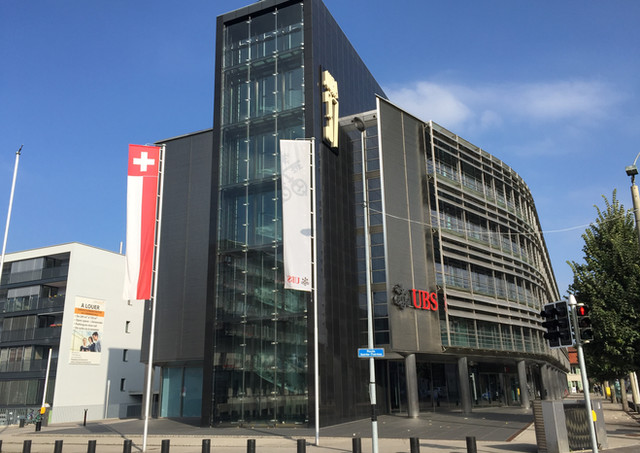 UBS IN FRIBOURG