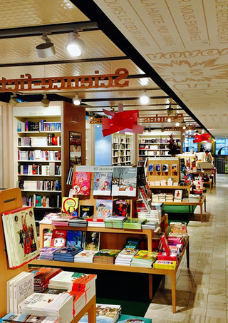 PAYOT BOOKSHOP IN GENEVA