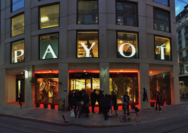 PAYOT LIBRAIRES IN GENF