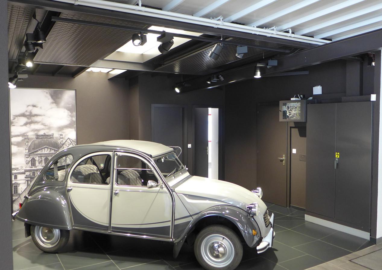 Garage Mistral - Martigny