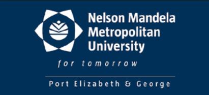 Nelson Mandela Metropolitan University, South Africa