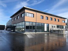 La nouvelle usine NORBA à Palézieux
