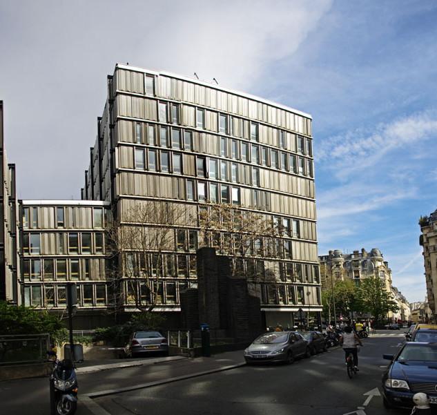 RASPAIL MAISON DES SCIENCES DE L'HOMME, PARIS