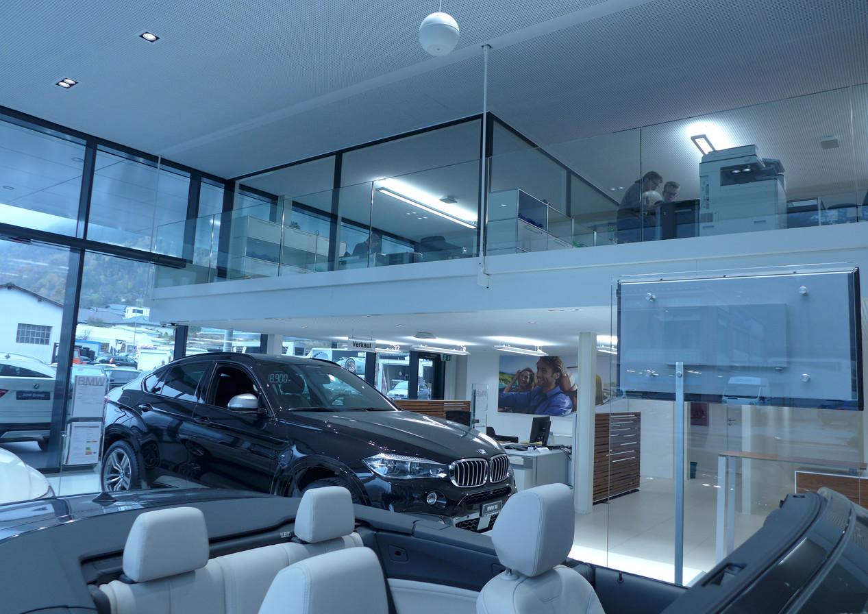 ACW Auto-Center Visp AG à Eyholz