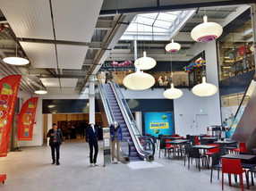 Villeneuve Retail Park und KIGO