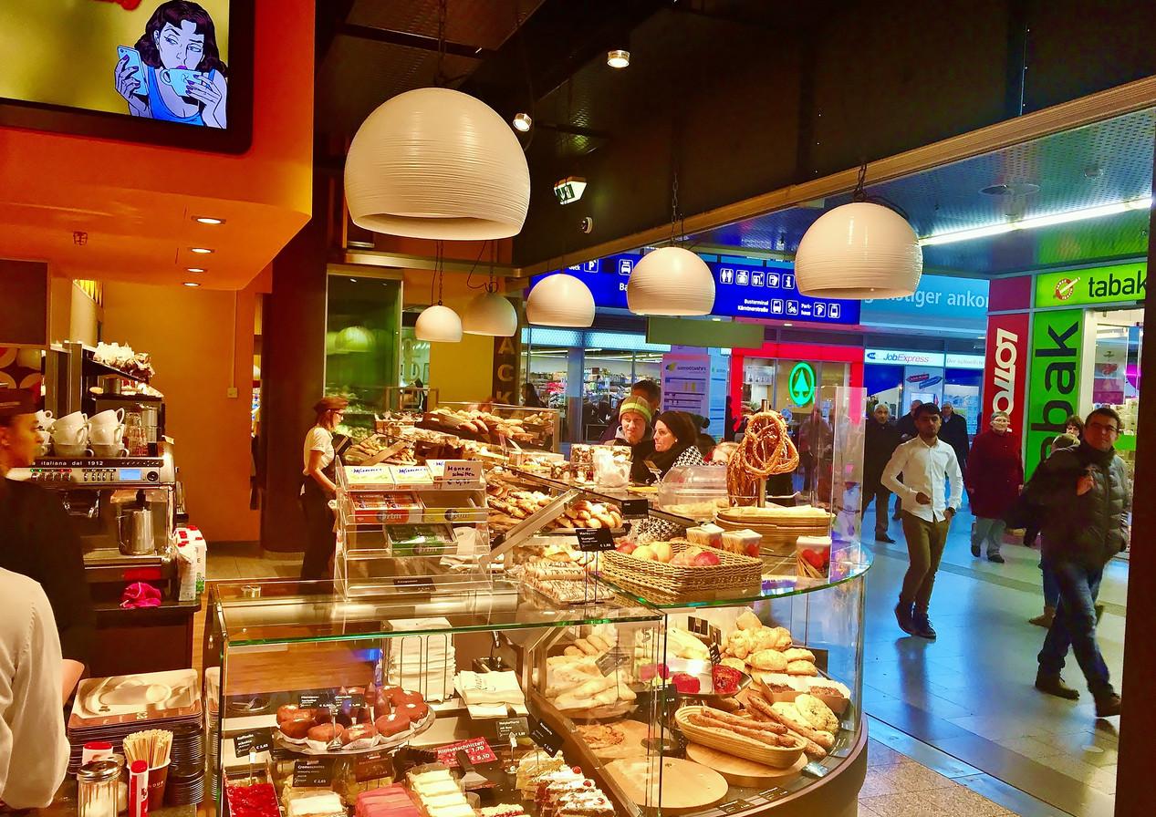 Bakery KANDUR in LINZ