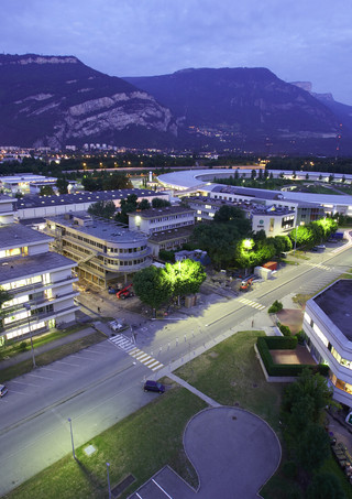 CEA, Grenoble France