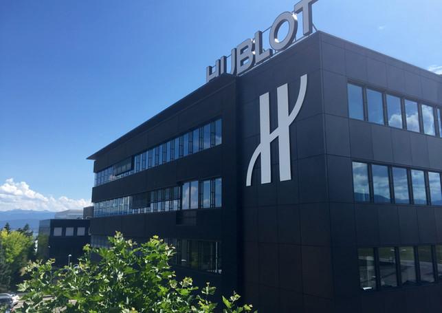 HUBLOT SA - Nyon