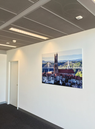 UBS À FRIBOURG