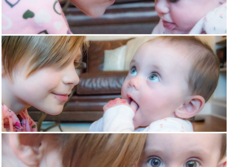 Life of a 6 month old...more photography!