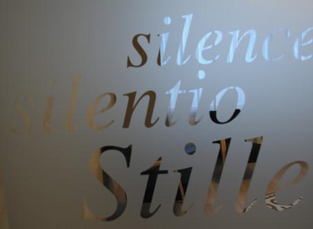 Wort+Stille, der monatliche Gedankenanstoss