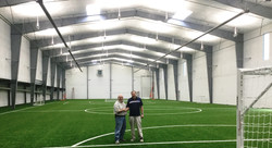 Sports Club Indirect LED Soccer Lighting