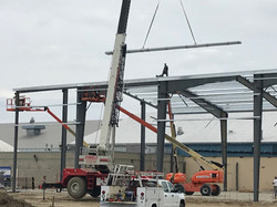 CECO Metal Building The Sports Club of West Bloomfield