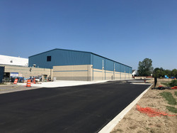 Turn Key Project The Sports Club of West Bloomfield Indoor Soccer Facility