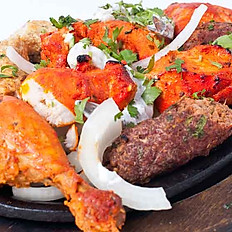 Tandoor Mixed Grill