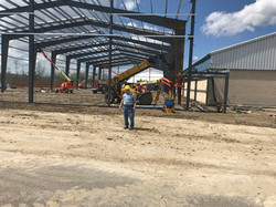 The Sports Club of West Bloomfield Indoor Soccer Facility