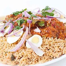 Priya Special Chicken Biriyani