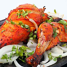 1/2 Tandoori Chicken