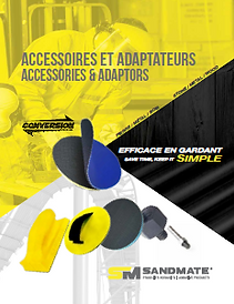 Sandmate accessories and adaptors catalogue