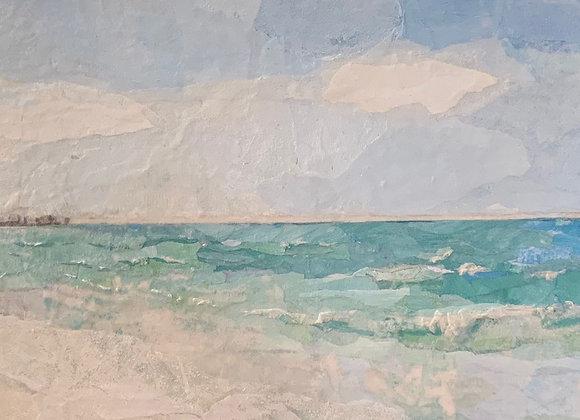 "Sand & Surf 10""x31"""