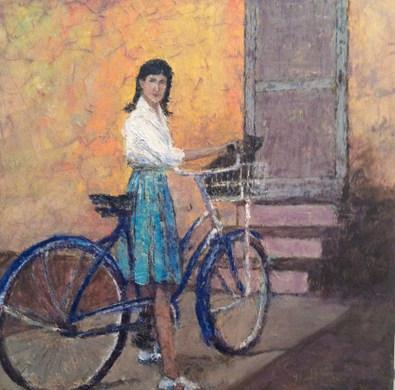 Schwinn by Brenda Hofbauer