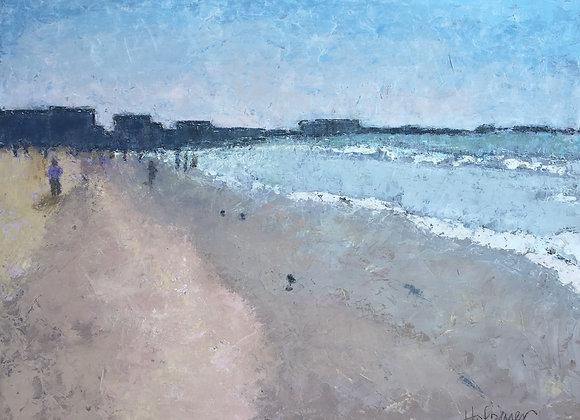 """Beachy 16""""x20"""""""