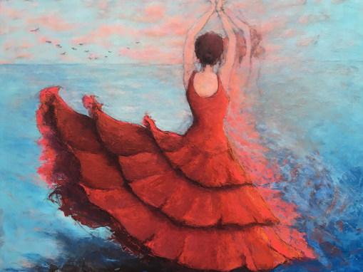Dreams of Dancing by Brenda Hofbauer