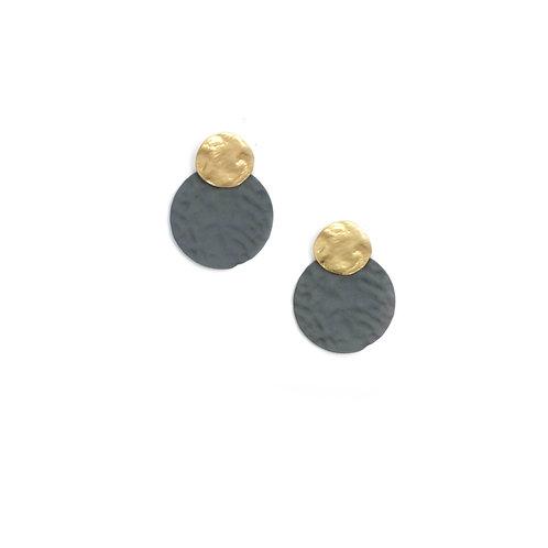 al91291gy-earring-grey