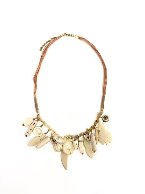 ainc99734-b-lucia necklace-brown