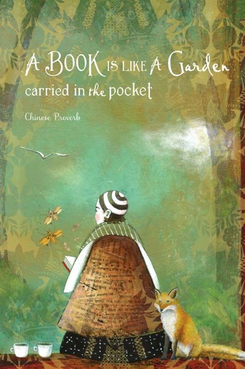 A Book is like a Garden